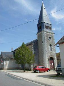 Saint Laurent : l'église