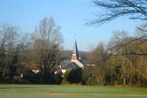 Saint Laurent et son clocher